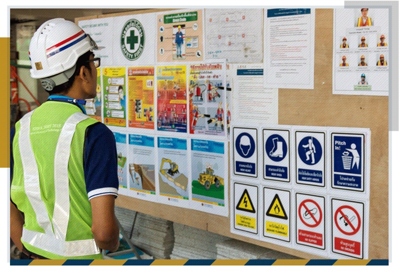 Safety Signage and Posters OHS Compliance