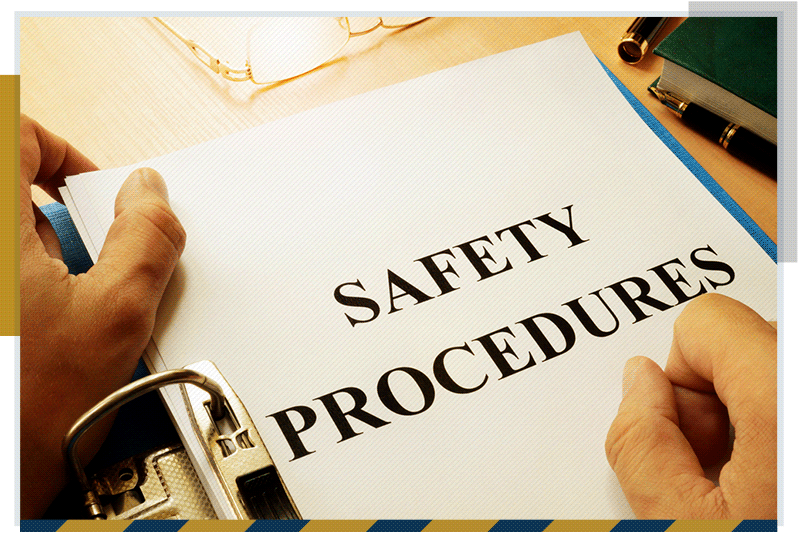 Safety Policy and Procedures OHS Compliance